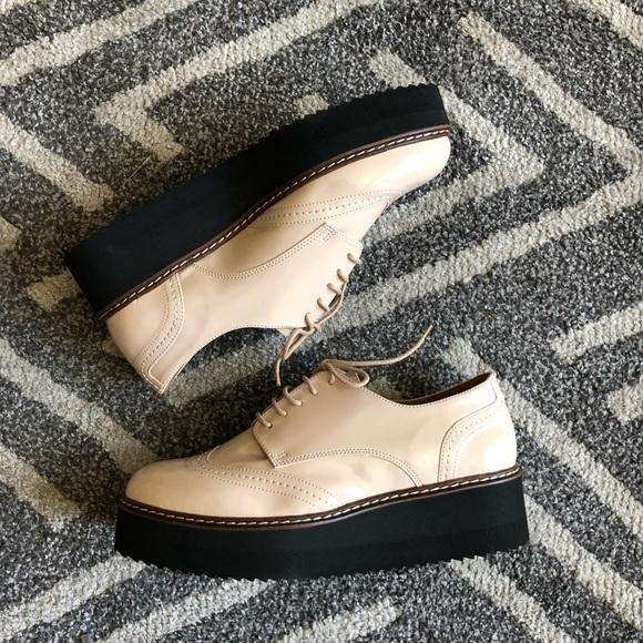 97971ac22d Shellys London Shoes | Shellys Oxford Platform Nwot | Poshmark